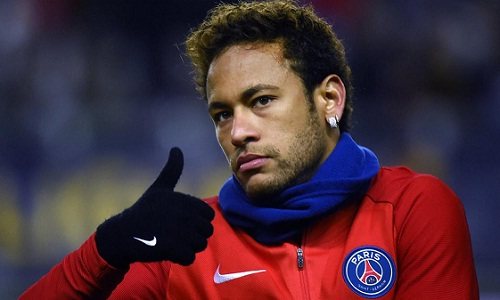 Ronaldo cho rằng sự nghiệp của Neymar đi xuống về chuyên môn khi đến Pháp thi đấu. Ảnh: AFP.