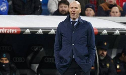 Zidane sẽ được Juventus chào đón nếu rời Real. Ảnh: AS.