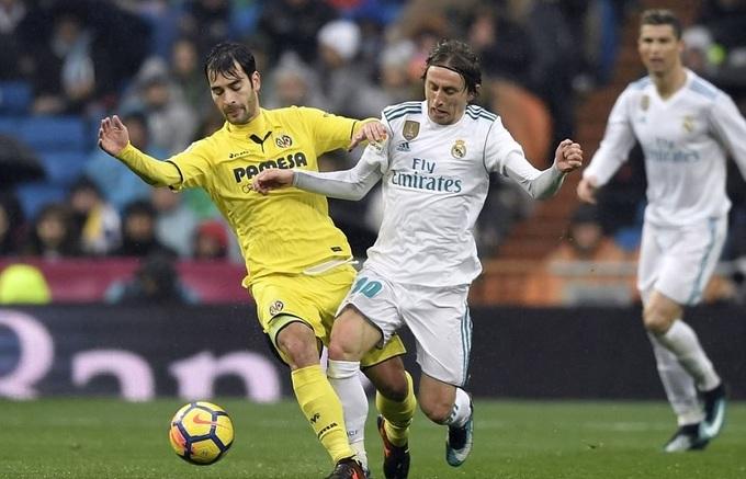 Khủng hoảng của Real Madrid qua những con số