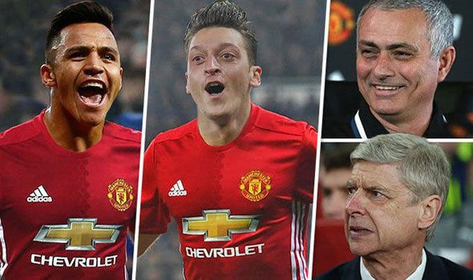 Wenger hóa ông trùm Joker, phá nát Arsenal