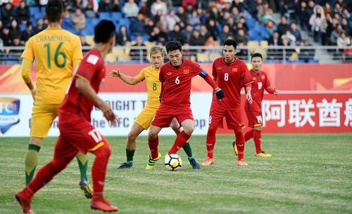 Chiến thắng của Việt Nam khiến châu Á tự hào, một phần vì họ không ưa Australia. Ảnh: AFC.