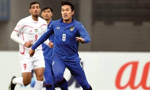 Thái Lan thảm bại, trắng tay rời VCK U23 châu Á