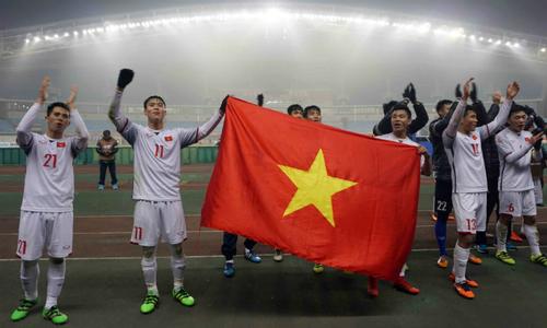 Việt Nam lần đầu trong lịch sử vào tứ kết giải U23 châu Á