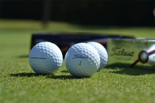 Trái bóng Titleist Pro VI giúp các golfer phát bóng xa hơn hẳn so với trước. Ảnh: GolfWRX.