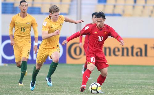 Bài toán thể lực giúp Việt Nam gây bất ngờ ở giải U23 châu Á