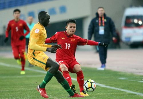 Bài toán thể lực giúp Việt Nam gây bất ngờ ở giải U23 châu Á - 1