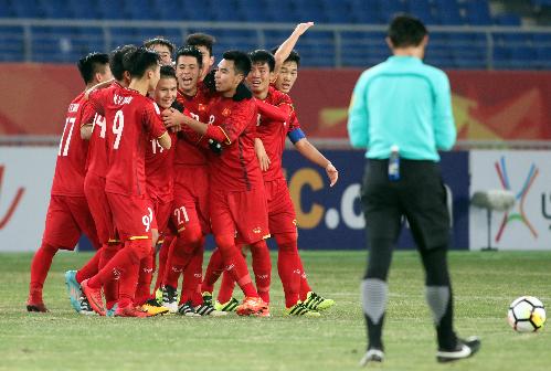 Bài toán thể lực giúp Việt Nam gây bất ngờ ở giải U23 châu Á - 2