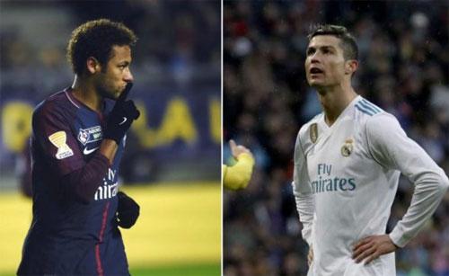 Real đang có nguy cơ bị PSG loại khỏi Champions League.