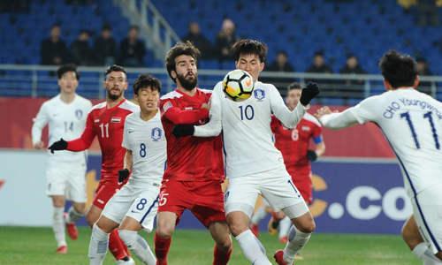 U23 Hàn Quốc 3-1 U23 Australia (hiệp hai): Lee Keun-ho lập cú đúp