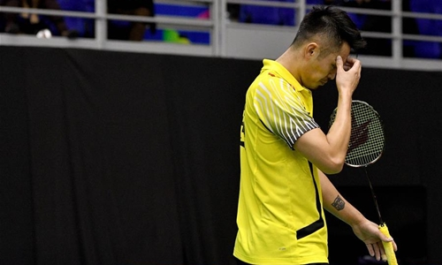 Lin Dan, Chen Long và Lee Chong Wei đều bị loại sớm ở Malaysia Masters. Ảnh: Reuters.