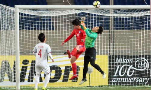 Bùi Tiến Dũng: 'Tinh thần là vũ khí lớn nhất của U23 Việt Nam'