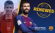 Barca gia hạn với Pique, điều khoản phá vỡ hơn 600 triệu đôla