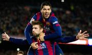 Pique phỏng vấn Suarez