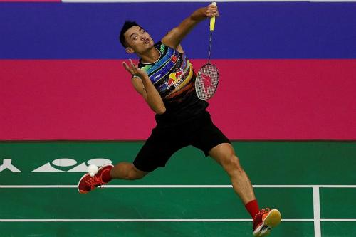 Lin Dan và các tay vợt hàng đầu phải đánh nhiều giải hơn kể từ 2018. Ảnh: Reuters.
