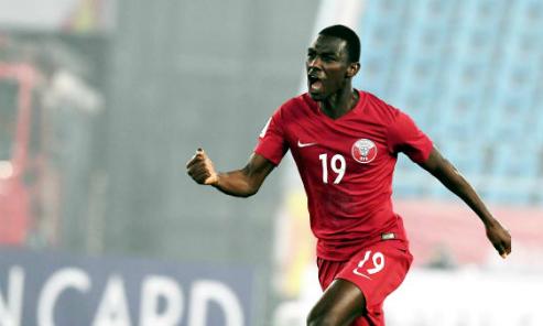 Almoez Ali Abdulla cho thấy đẳng cấp của chân sút tầm cỡ châu lục. Ảnh: AFC.