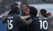 Chelsea giải cơn khát bằng trận đại thắng Brighton