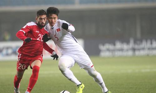 U23 Việt Nam - U23 Iraq: Văn Hậu vắng mặt vì chấn thương