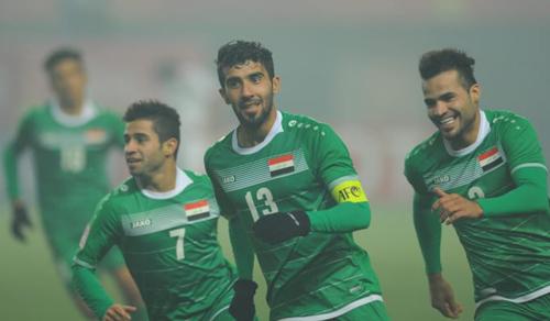 Đội trưởng Iraq khoe khả năng ghi bàn trước khi đấu Việt Nam