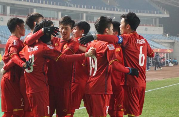 Việt Nam lập kỳ tích khi lọt vào bán kết.