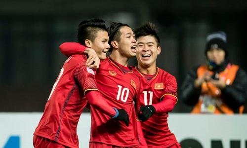 CĐV châu Á kính nể Việt Nam sau trận thắng Iraq
