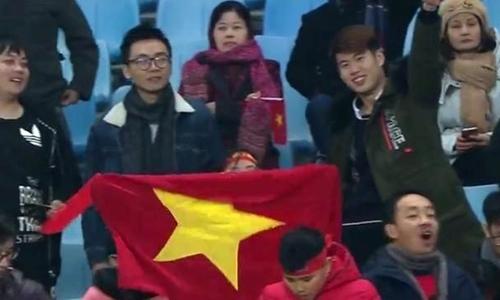 Báo Trung Quốc: 'AFC nên cảm ơn CĐV Việt Nam'