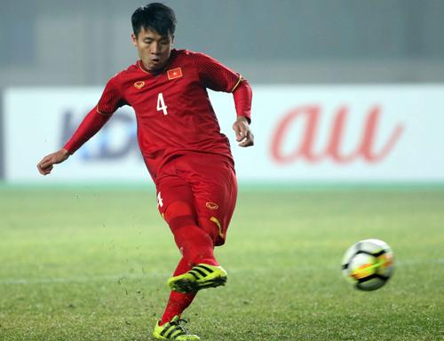 Tiến Dũng đá quả 11m quyết định cho U23 Việt Nam. Ảnh: Anh Khoa