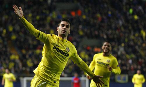 Villarreal lấy mất vị trí thứ tư của Real Madrid