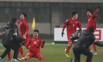 10 trận đấu hấp dẫn nhất lịch sử bóng đá Việt Nam