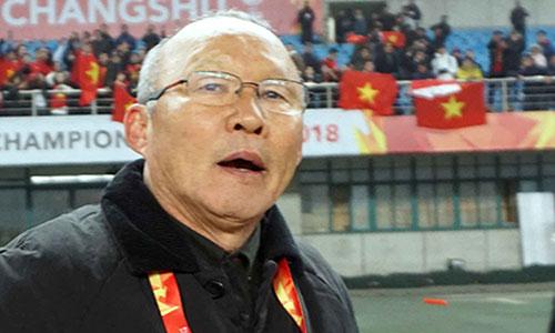 HLV Park Hang-seo: 'Qatar mạnh nhưng Việt Nam có niềm tin'