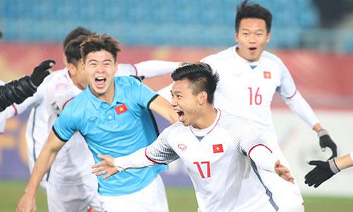 HLV của U23 Qatar chấp nhận kết quả thua tâm phục khẩu phục trước Việt Nam. Ảnh: Anh Khoa.