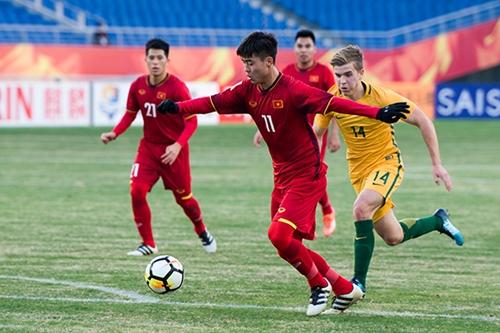Thành công của bóng đá trẻ Việt Nam thu hút sự quan tâm lớn từ thế giới. Ảnh: Sohu.