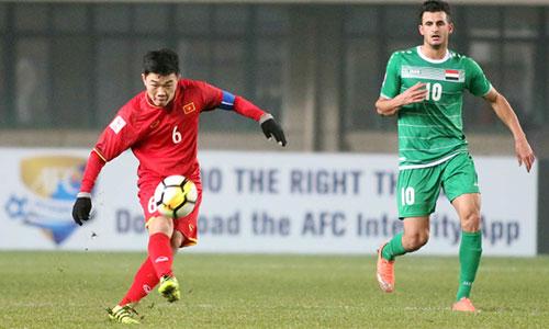 HLV Đoàn Minh Xương cho biết, U23 Việt Nam nên khai thác các tình huống cố định để có bàn thắng. Ảnh: Anh Khoa.