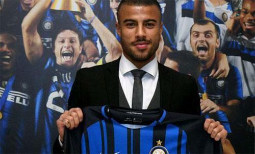 Rafinha gia nhập Inter Milan. Ảnh: DS