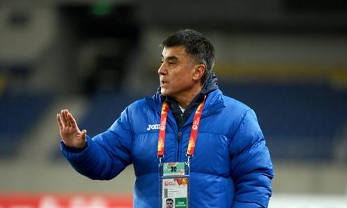 Ravshan Khaydarov tự tin hướng đến chức vô địch U23 châu Á đầu tiên. Ảnh: AFC.