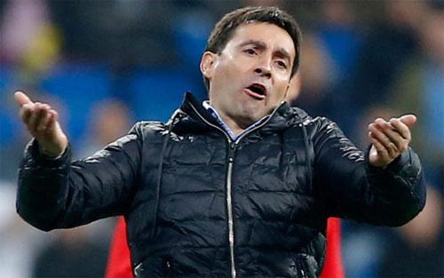 Garitano rất thành công trong việc dẫn dắt Leganes từ năm 2013. Ảnh: Marca