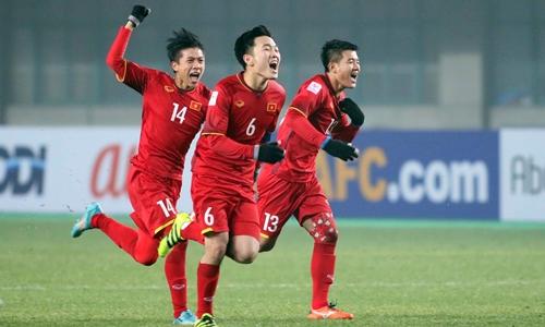Các cầu thủ Việt Nam cho biết sẽ cố gắng hết mình trong trận chung kết vớiUzbekistan.