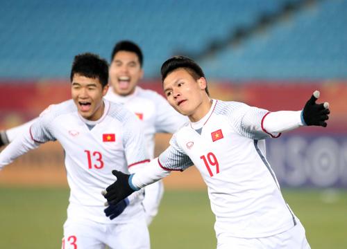 U23 Việt Nam đã sẵn sàng chinh phục chức vô địch châu lục lần đầu tiên trong lịch sử. Ảnh: Anh Khoa