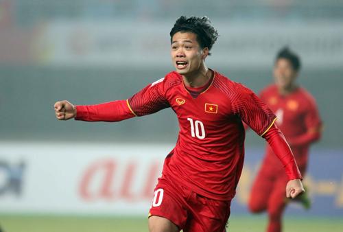 Áo đỏ là trang phục truyền thống của tuyển Việt Nam. Ảnh: AFC