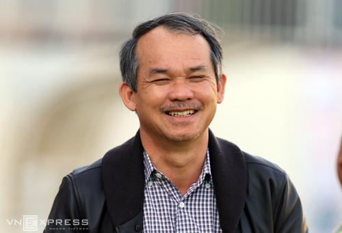Bầu Đức là người đi đầu trong công tác đào tạo trẻ ở Việt Nam. Ảnh: Đức Đồng.