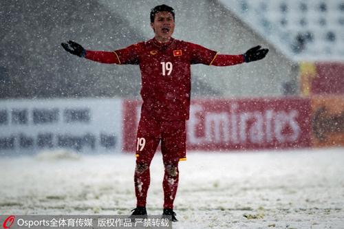 Nguyễn Quang Hải được đánh giá là cầu thủ đáng gờm.