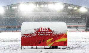 Trận chung kết Việt Nam - Uzbekistan có thể bị hoãn