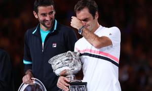Federer vô địch Australia Mở rộng, đoạt Grand Slam thứ 20