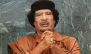 Cố độc tài Gaddafi suýt trở thành chủ Man Utd