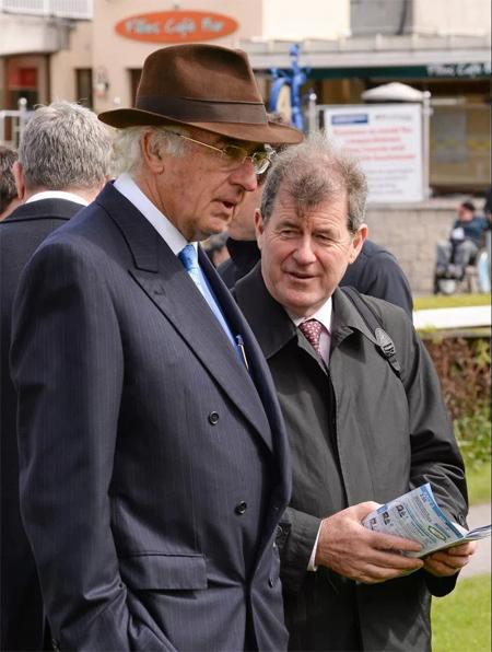 Hai triệu phú Magnier và McManus bán cổ phần vì mâu thuẫn với Sir Alex.