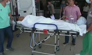 Đồng đội cũ của Ronaldinho nhập viện vì bị đâm