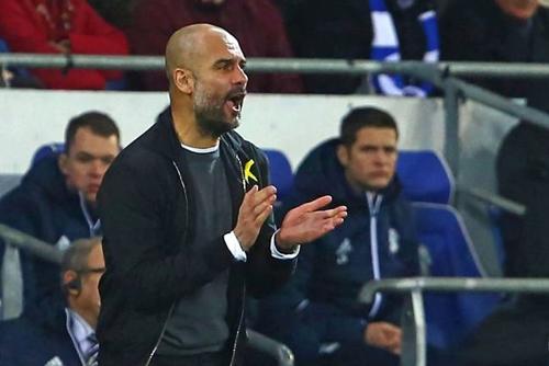 Guardiola đã chi rất nhiều tiền để có đội hình như ý. Ảnh: Reuters.