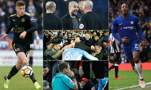 Man City, Chelsea đều dễ thở ở vòng 5 Cup FA. Ảnh: The Guardian.