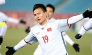 Quang Hải áp đảo ở giải Bàn thắng đẹp nhất U23 châu Á