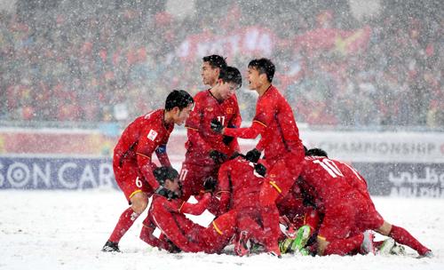 U23 Việt Nam nhận tiền thưởng kỷ lục nhờ thành tích lọt vào chung kết U23 châu Á.