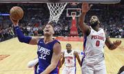 LA Clippers và Detroit Pistons làm rúng động sàn chuyển nhượng NBA